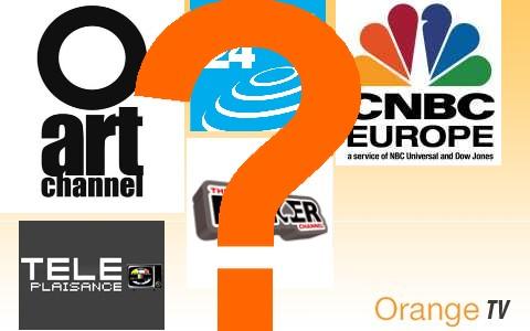 chaine tv orange satellite pdf