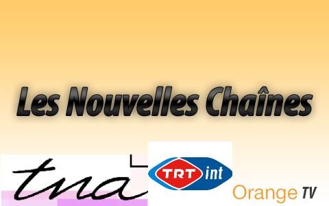 nouvelles chaînes 18 03