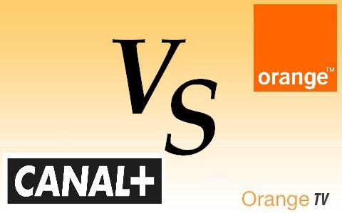 orange vs canal+