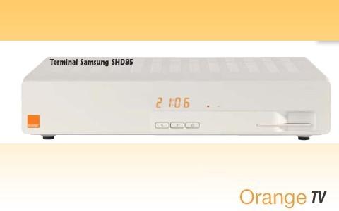 Les premi res images du d codeur shd85 - Nouveau decodeur tv orange satellite ...