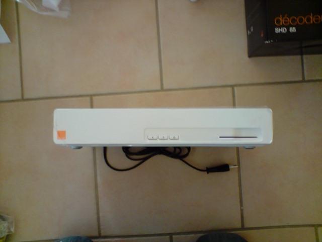 Orange tv sat c 39 est parti pour le changement de d codeur - Installation decodeur orange ...