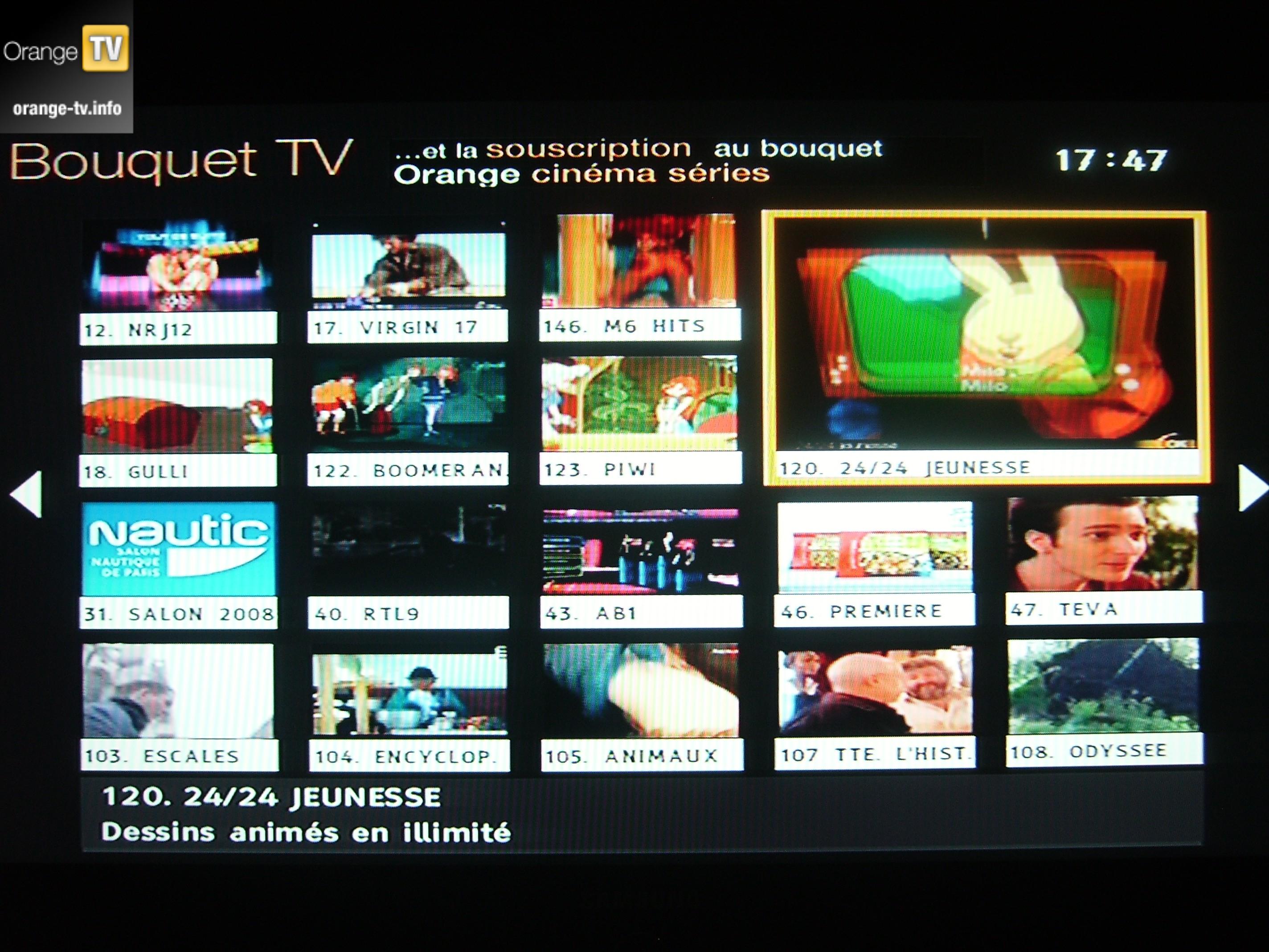 nouveauté: la mosaïque tv se métamorphose !   alloforfait.fr
