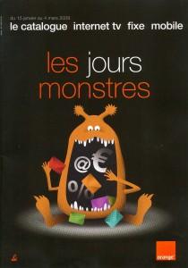 catalogue-les-jours-monstres-du-15-01-09-au-04-03-09