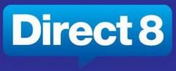 Direct 8 logo 2009
