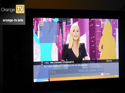 MCE - Canal 193 (Photo)