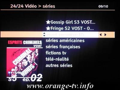 TF1 Vision sur 24-24 vidéo