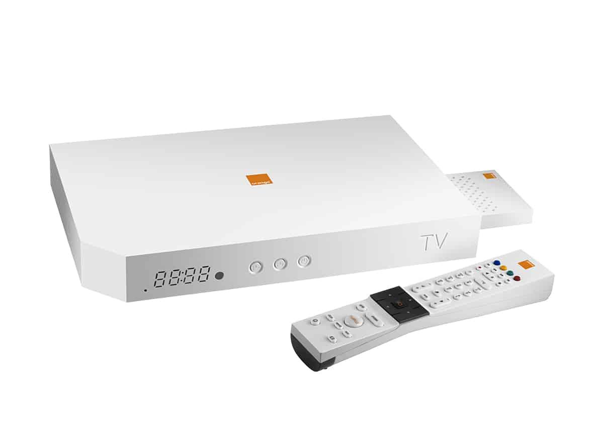 10 me collection orange box vers la tv 3 0 - Changer telecommande orange ...