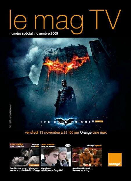 Mag TV N°24 novembre 2009