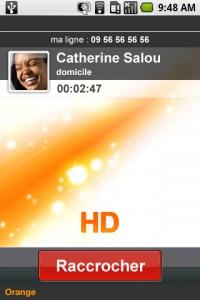 Orange Softphone (Iphone)
