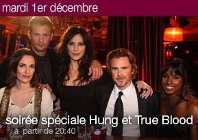 Soirée spéciale Hung et True Blood 01-12-09