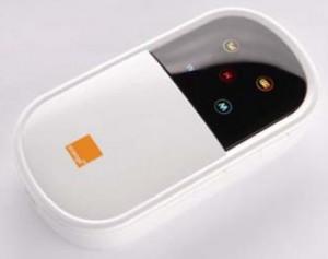 la clé wifi 3G+ E5832