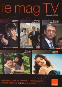 Mag TV N°25 décembre 2009