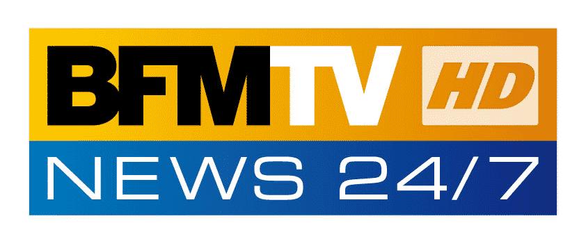 MàJ) Clin d'œil: Découvrez le logo officiel de BFM TV HD | Orange Info