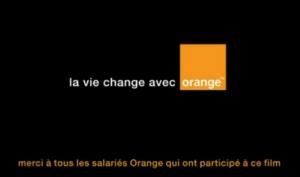 un syndicat d nonce la nouvelle pub orange orange info. Black Bedroom Furniture Sets. Home Design Ideas