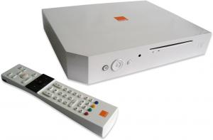 orange box le freebox player version orange. Black Bedroom Furniture Sets. Home Design Ideas