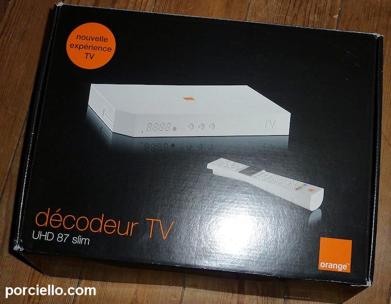 L uhd87 pour la fin du mois de novembre orange info - Decodeur satellite orange ...