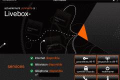 test de la livebox play. Black Bedroom Furniture Sets. Home Design Ideas