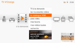 VOD Orange