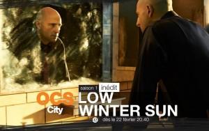 OCS Low Winter Sun