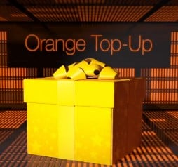 how to top up orange mobile online