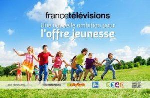 France Télévision offre jeunesse
