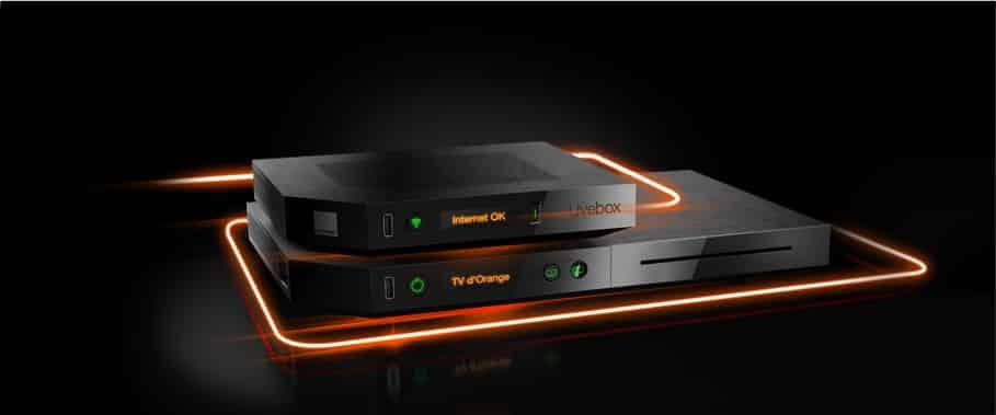 Premier aper u de la future livebox - Nouveau decodeur tv orange satellite ...