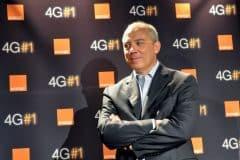 Stéphane Richard 4G Orange