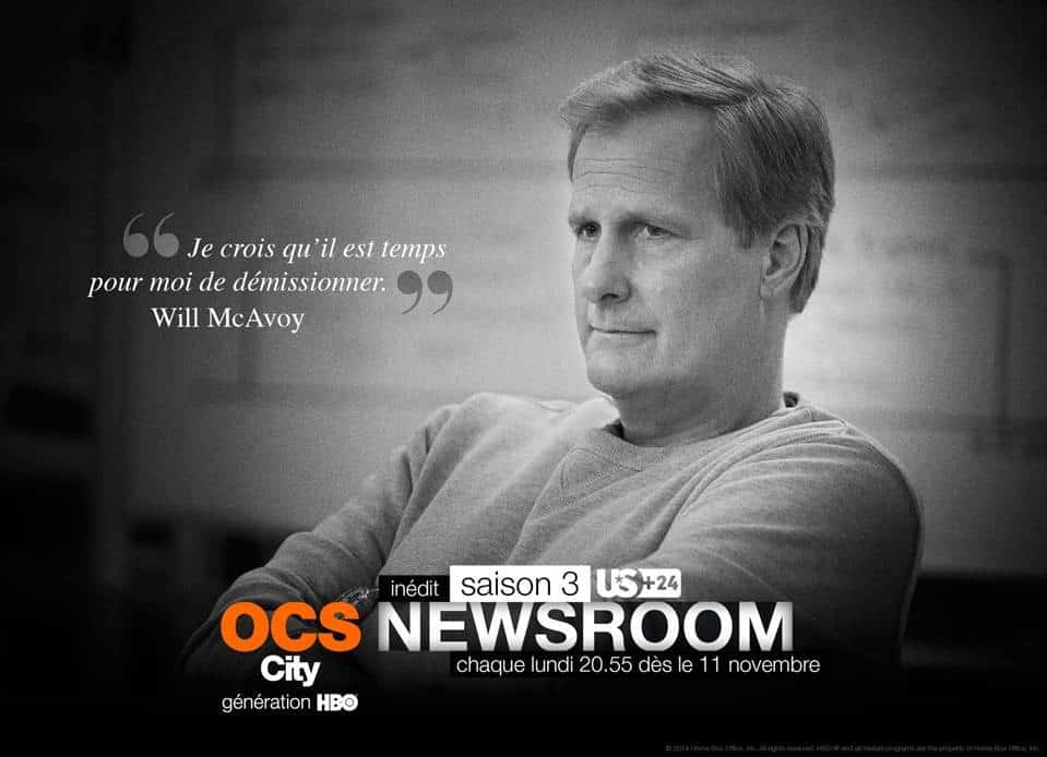 The Newsroom saison 3 en vostfr