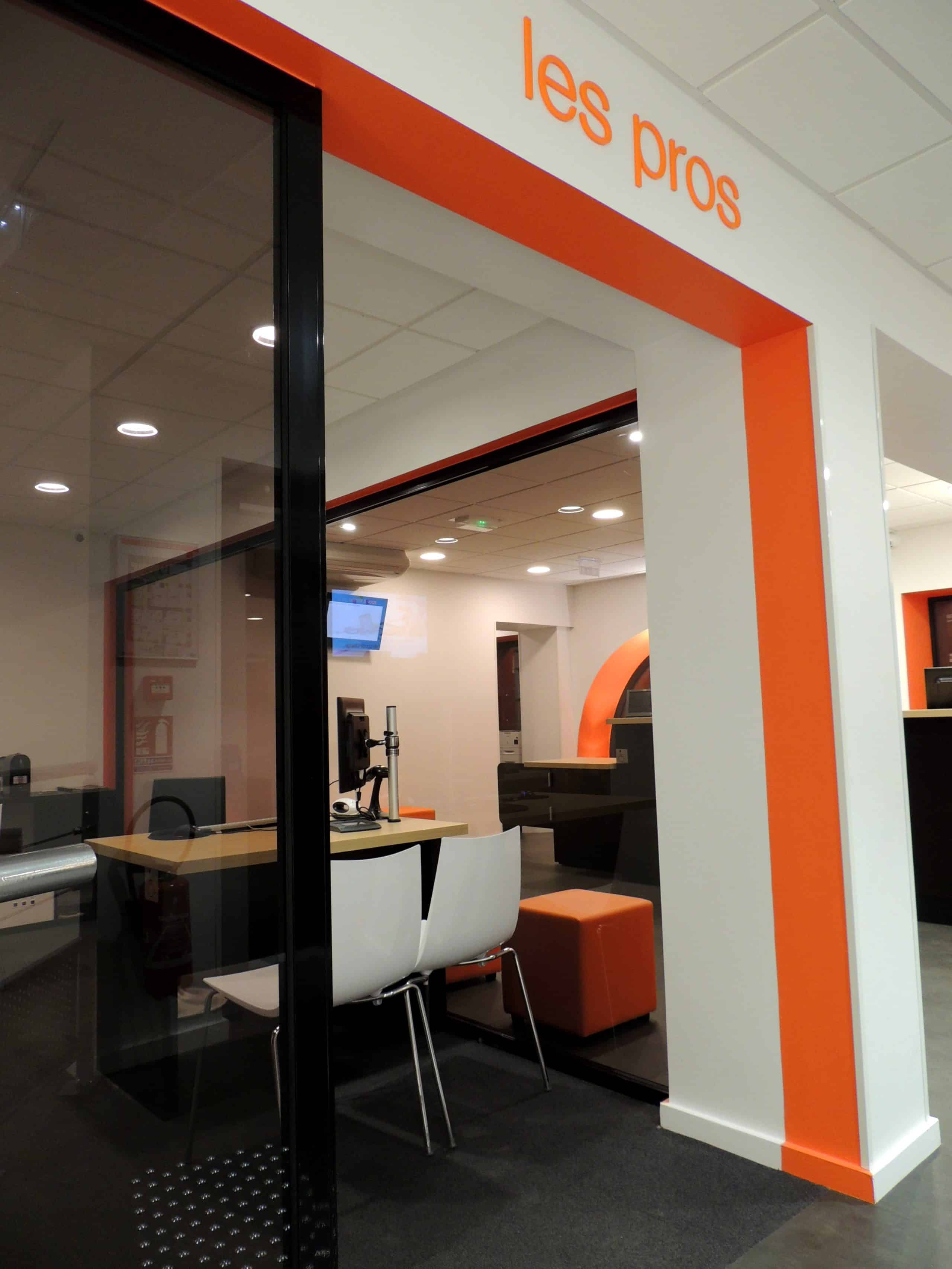 reportage orange a inaugur sa 19 me tr s grande boutique clermont ferrand. Black Bedroom Furniture Sets. Home Design Ideas