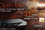 Promo Open Mini