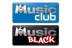 M6 Music club et M6 Music black