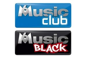 M6 Music club et M6 Music black