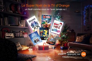 Le Super Noël de la TV d'Orange