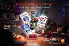 Le Super Noël de la TV d'Orange