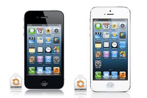 bon plan les iphone 4 4s 5 d occasion petit prix chez orange orange info. Black Bedroom Furniture Sets. Home Design Ideas