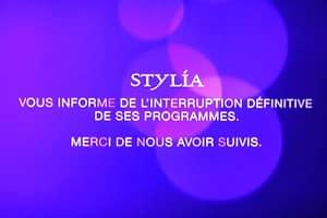 Stylia fin de la chaîne