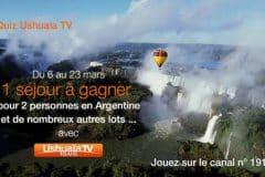 Quiz TV d'Orange mars 2015