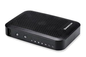 SagemCom F@st 3284DC - Box RED FIbre