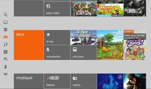 tv d 39 orange promotions sur les bouquets payants et la vod. Black Bedroom Furniture Sets. Home Design Ideas