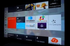 TV Orange Applications