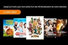 VOD dvd offert