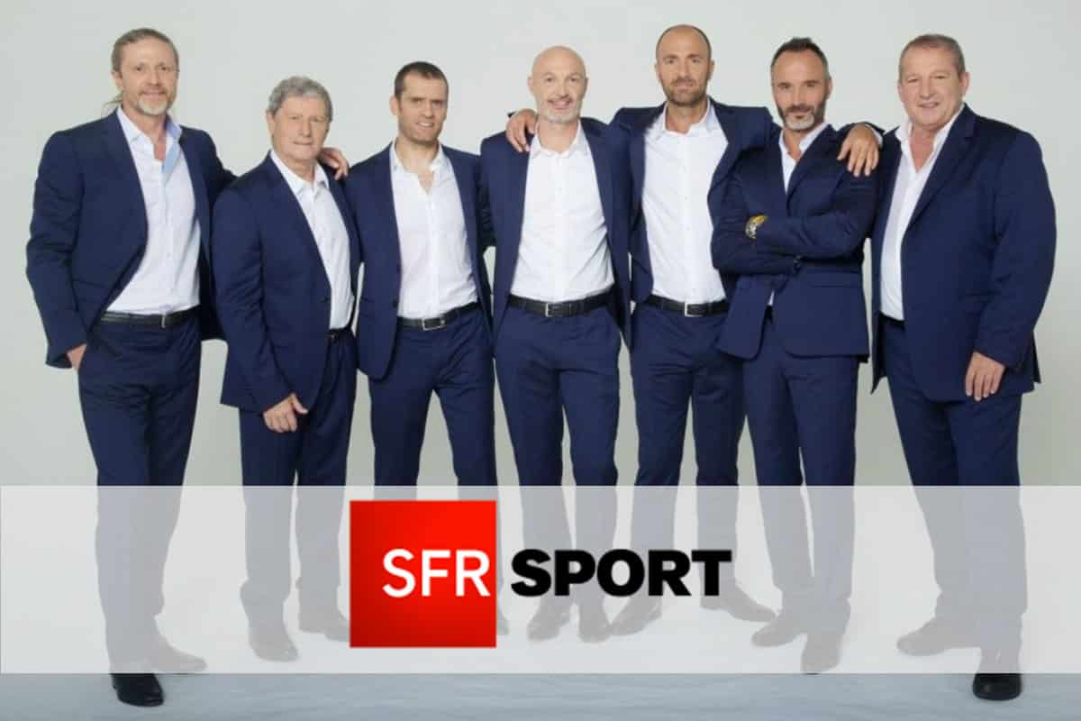 SFR Sport : Dream Team Football