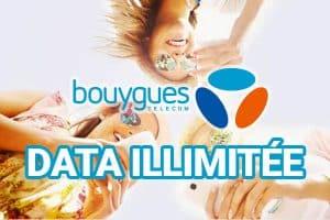 Bouygues Télécom DATA Illimitée