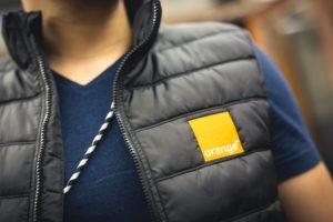 logo orange salarié
