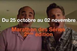 Marathon des séries Saison 2
