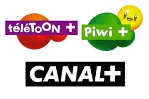 CANAL+ Piwi+ Teletoon+