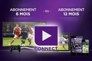 Vente Privéee beIN SPORTS Connect