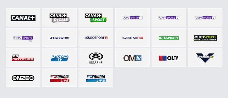 Vente priv e canal essentiel sport seulement 29 99 - Vente privee television ...