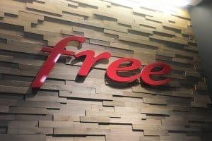 Logo Free en boutique Free
