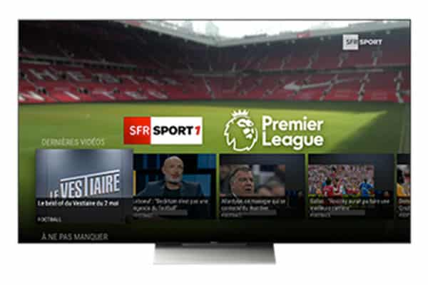 sfr sport disponible sur android tv dont bbox miami et freebox miami 4k. Black Bedroom Furniture Sets. Home Design Ideas